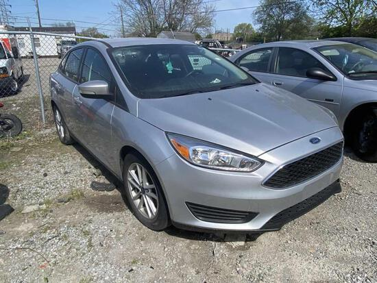 2016  FORD  FOCUS   Tow# 105303