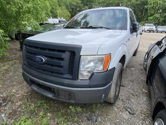 2011  FORD  F-150   Tow# 106906