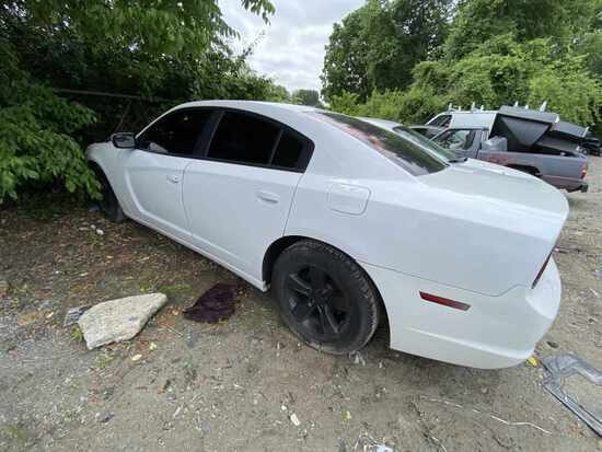2014  DODGE  CHARGER   Tow# 107354