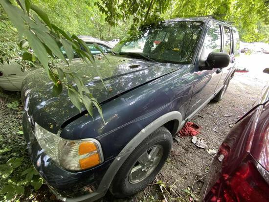 2002  FORD  EXPLORER   Tow# 107497