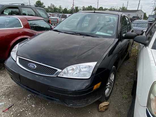 2007  FORD  FOCUS   Tow# 106108