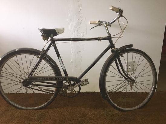 Vintage England Huffy Bike