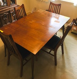 Dinning Table w/ 6 Chairs