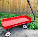 Vintage Red Wagon Roadmaster USA (g)