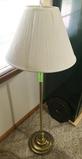 Floor Lamp with Swivel Top