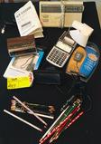 Office Supplies Business. GPS, Dream Machine, Calculator , Adding Machine, Wireless Headset