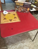 Red Card Table & Trump Board Game & Chinese Checkers