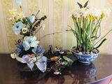 3 Flower Arrangements