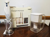 Food processor water purifying picture handheld mixer and more