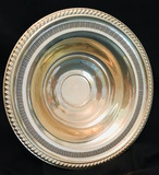 Sterling Silver Pedestal Bowl by Rogers