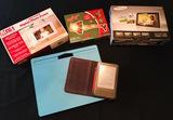 2 Digital Photo Frame, Leg Lamp Puzzle, Lap Desk, Amazon Kindle & 2 Covers