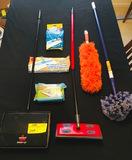Bissel Sweep Up, Floor Pad Cleaner & Supplies, Dusting Rods