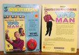 2 Smothers Brothers Yo-Yo Man Video with Yo-Yo included