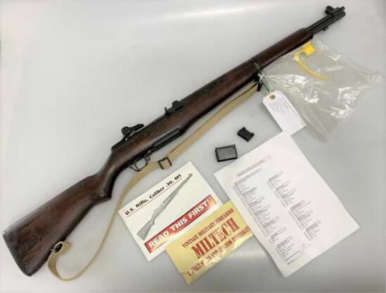 M1 Garand Springfield Armory 30-06 Rifle CMP