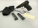 Makarov .380 Semi-Auto Pistol Pearce Grip w/3 Mags