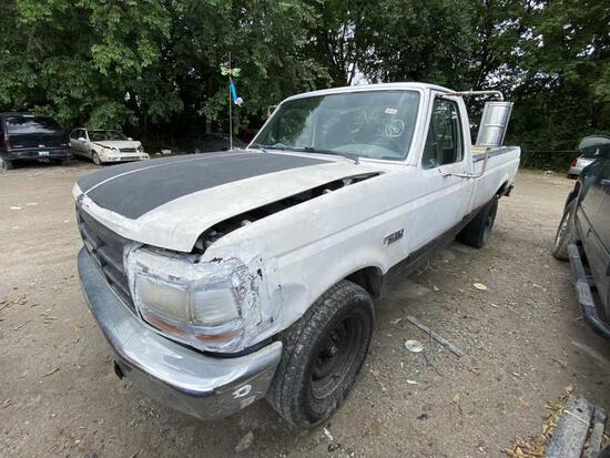 1997  Ford   F250   Tow# 108188
