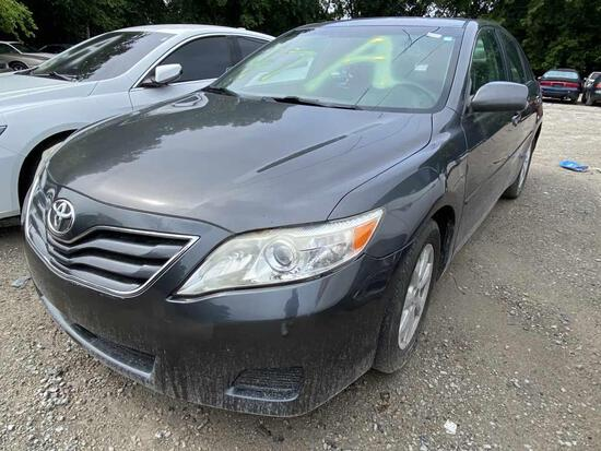 2010  Toyota  Camry   Tow# 108241
