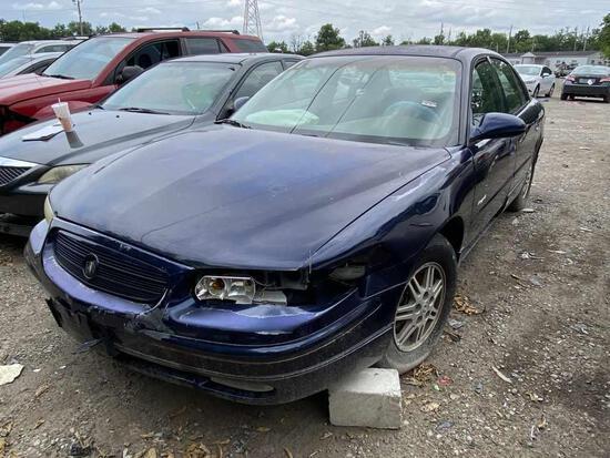 2001  Buick  Regal   Tow# 106362