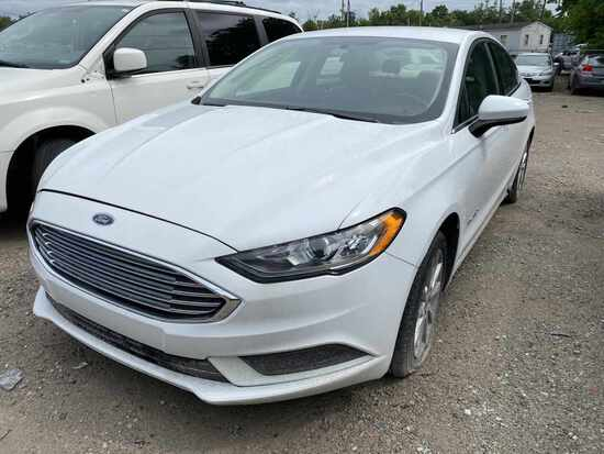2017  Ford   Fusion   Tow# 102231