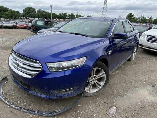 2013  Ford   Taurus SEL   Tow# 108468