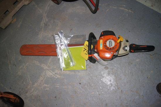Stihl Hl 100 Pole Hedge Trimmer