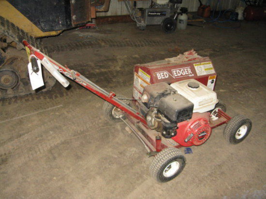 Model 78oh Brown Bed Edger