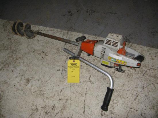 Stihl Bt45 Drill Auger
