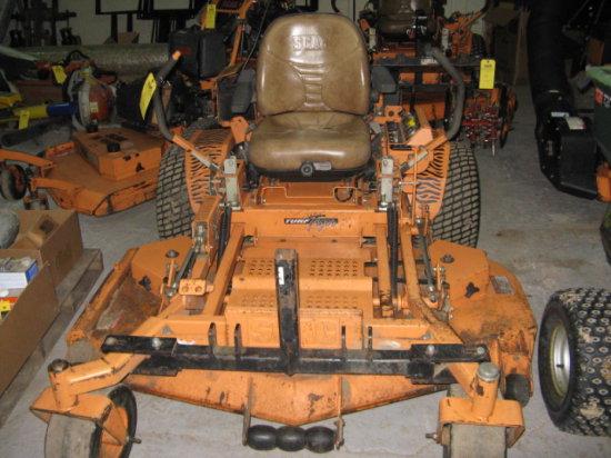 """Scag Model Stt-35bv-ss 61"""" Zero Turn Mower"""