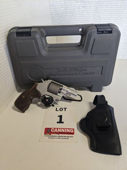 Smith& Wesson, Mod 986, 9mm Performance center
