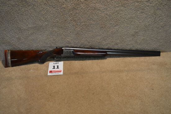 Nikko, Model 5000II, 12GA, O/U Shotgun