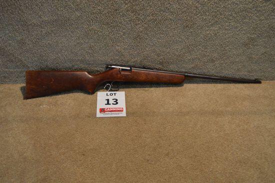 Shapleigh's King Nitro Bolt Action Rifle
