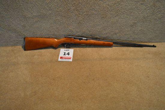Springfield, Model 87A, 22 S/L/LR Rifle