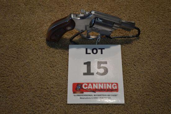 Smith & Wesson, Model 60,.38 S&W special, Revolver