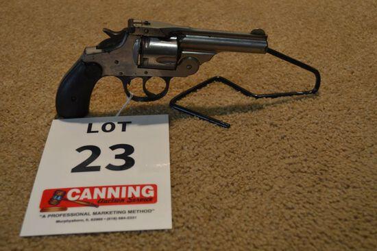 U.S Revolver Co., Tip-UP Revolver,