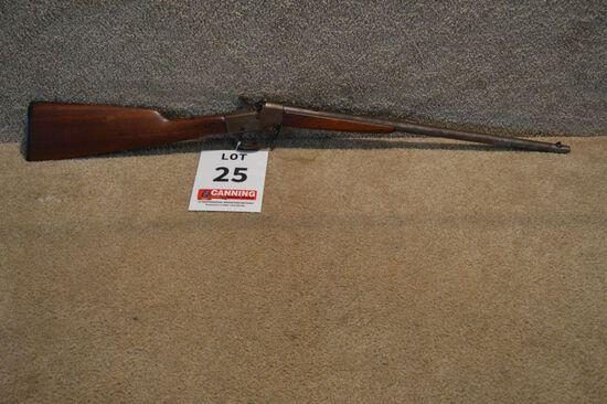Hopkins & Allen Arms Co., NO 722, 22LR Rifle