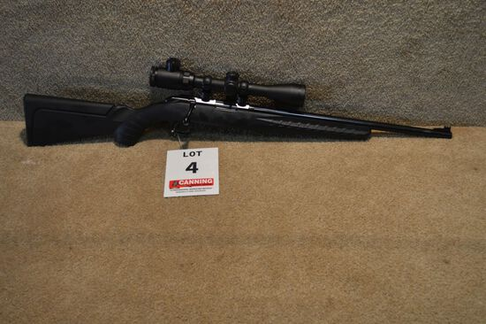 Ruger America .22 WMR Rifle