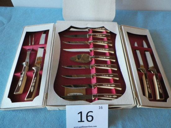 Sheffield 19 Piece Cutlery set