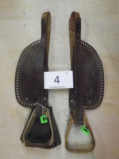 Pair of Pony Stirrups
