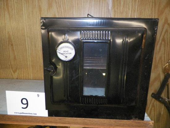 Campfire Bread Oven