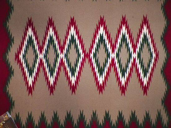 UTZ ESTATE AUCTION- NATIVE AMERICAN RUGS & JEWELRY