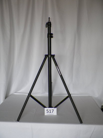 PBL Expanding Tripod-Boom Stand, 6'