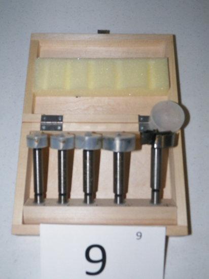 """Craftsman Forstner Bits, 3/4"""" - 1 3/8"""""""