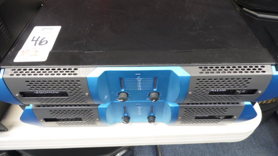 GDHD MX-2500 POWER AMP
