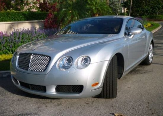 Court-Ordered Auction - 2006 Bentley, Luxury Items