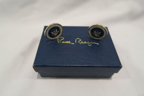 Ronald Reagan Presidential Cufflinks