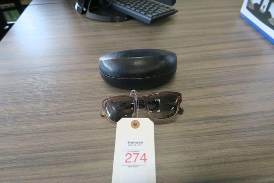 Paul Smith Sunglasses, in case