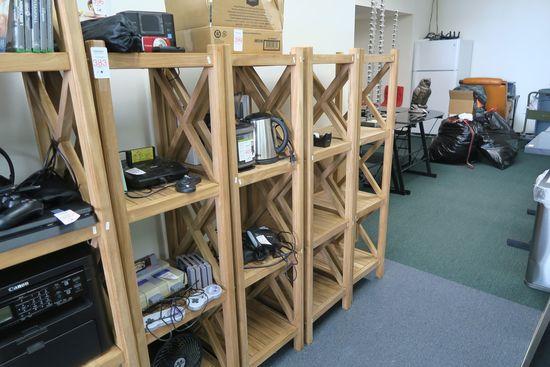 Small Wood Shelves