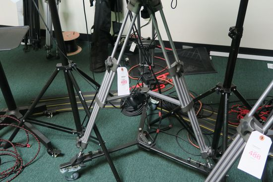 Lot (1) Ravelli Tripod w/ Ravelli Dolly (This item must be removed on Wednesday, April 24)