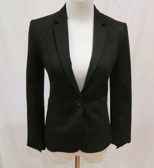 Express Black Blazer, size 00, new with tags