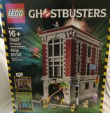 Lego Ghostbusters Firehouse Headquarters Set